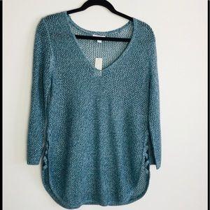 New York & Company Crochet Top